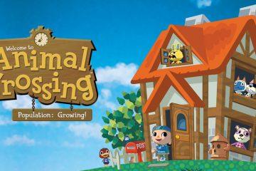 Animal Crossing Population Growing
