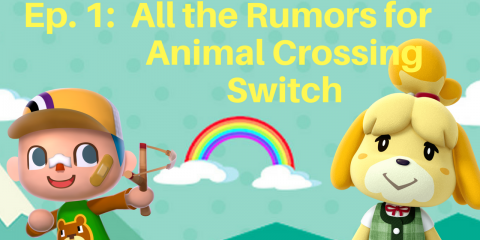 All the Rumors for Animal Crossing Switch