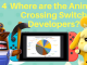 Where are the Animal Crossing Switch Developers_