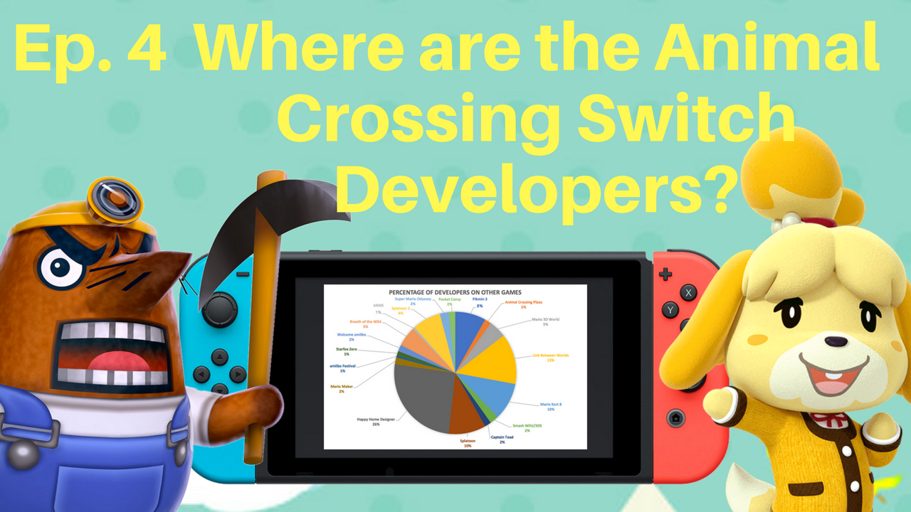where are the animal crossing switch developers
