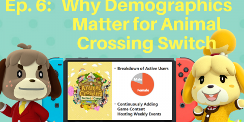 Why Demographics Matter for Animal Crossing Switch