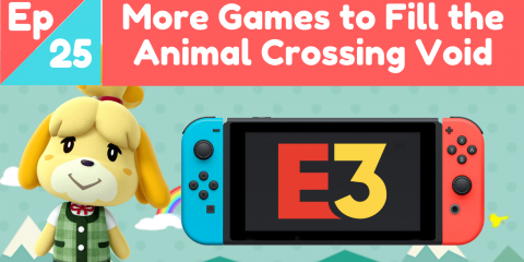 Live Animal Crossing Podcast Plans